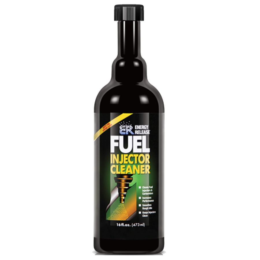 Energy Release Fuel Injector Cleaner Removes Deposits
