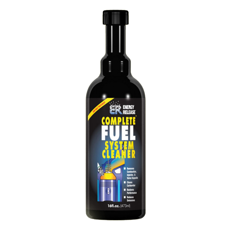 Energy Release Complete Fuel System Cleaner - Case