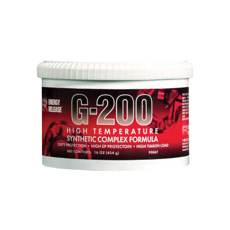 Energy Release G-200 Synthetic Grease Tub High Temperature - Case