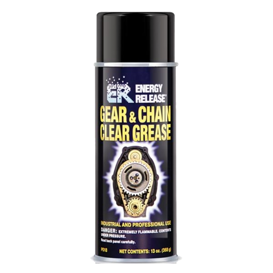 Energy Release Gear & Chain Clear Grease - Case