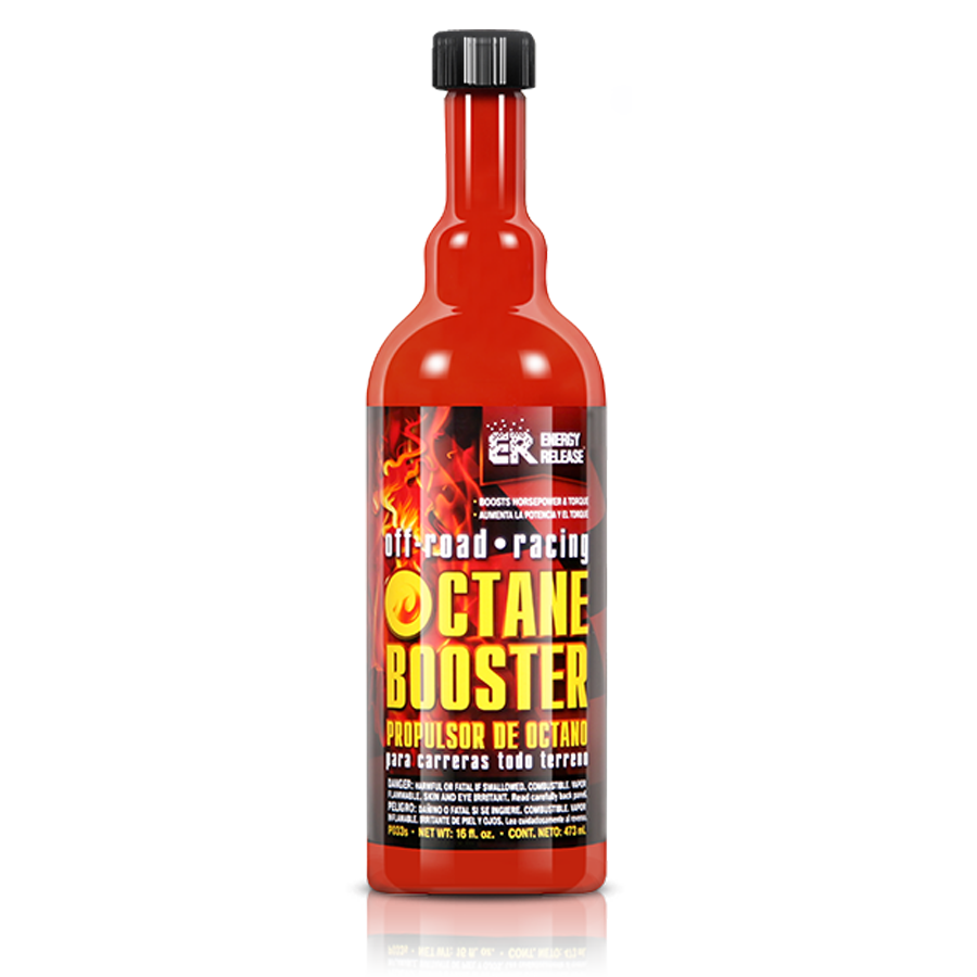 Energy Release Off-Road Racing Octane Booster