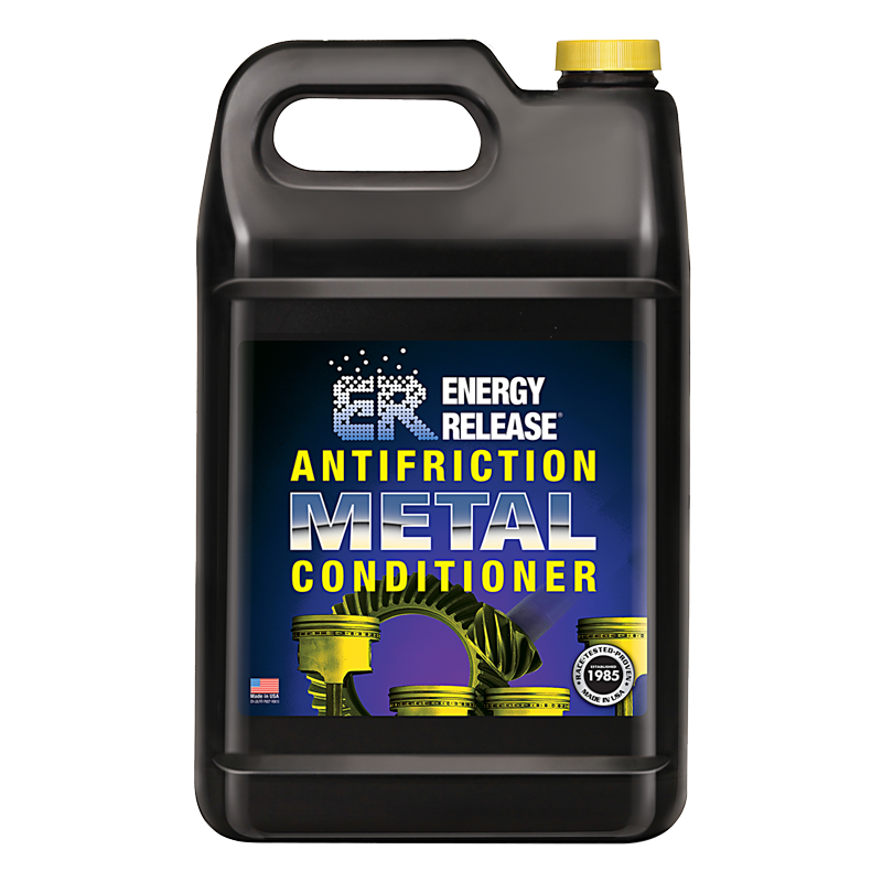 Energy Release Antifriction Metal Conditioner - 1 gal 4 PAK