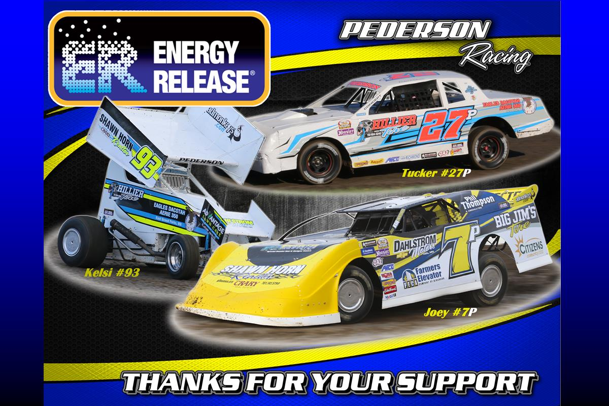Joey Pederson Racing | A Family Tradition