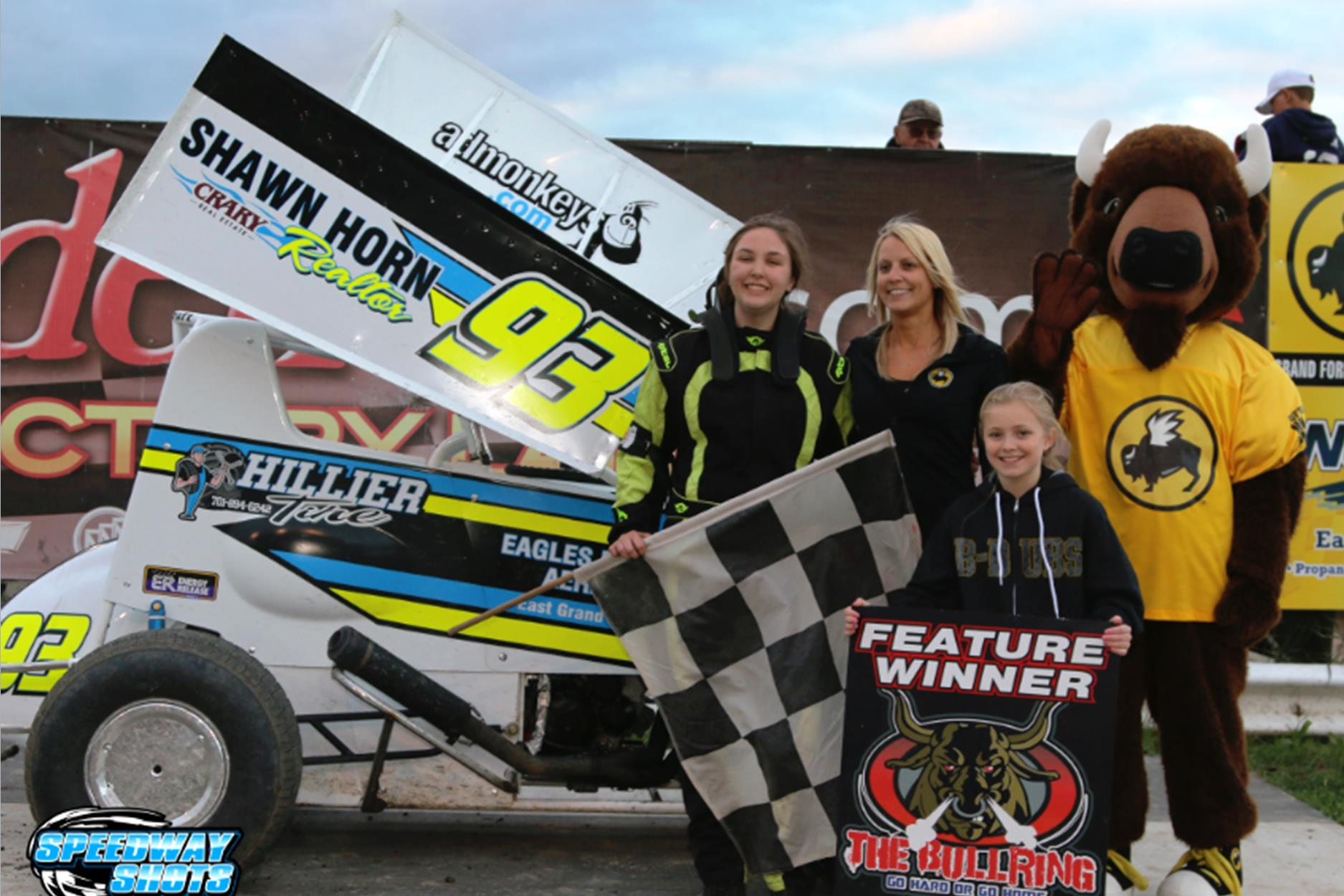 Energy Release Kelsi Pederson #93 | First River Cities Speedway Win.
