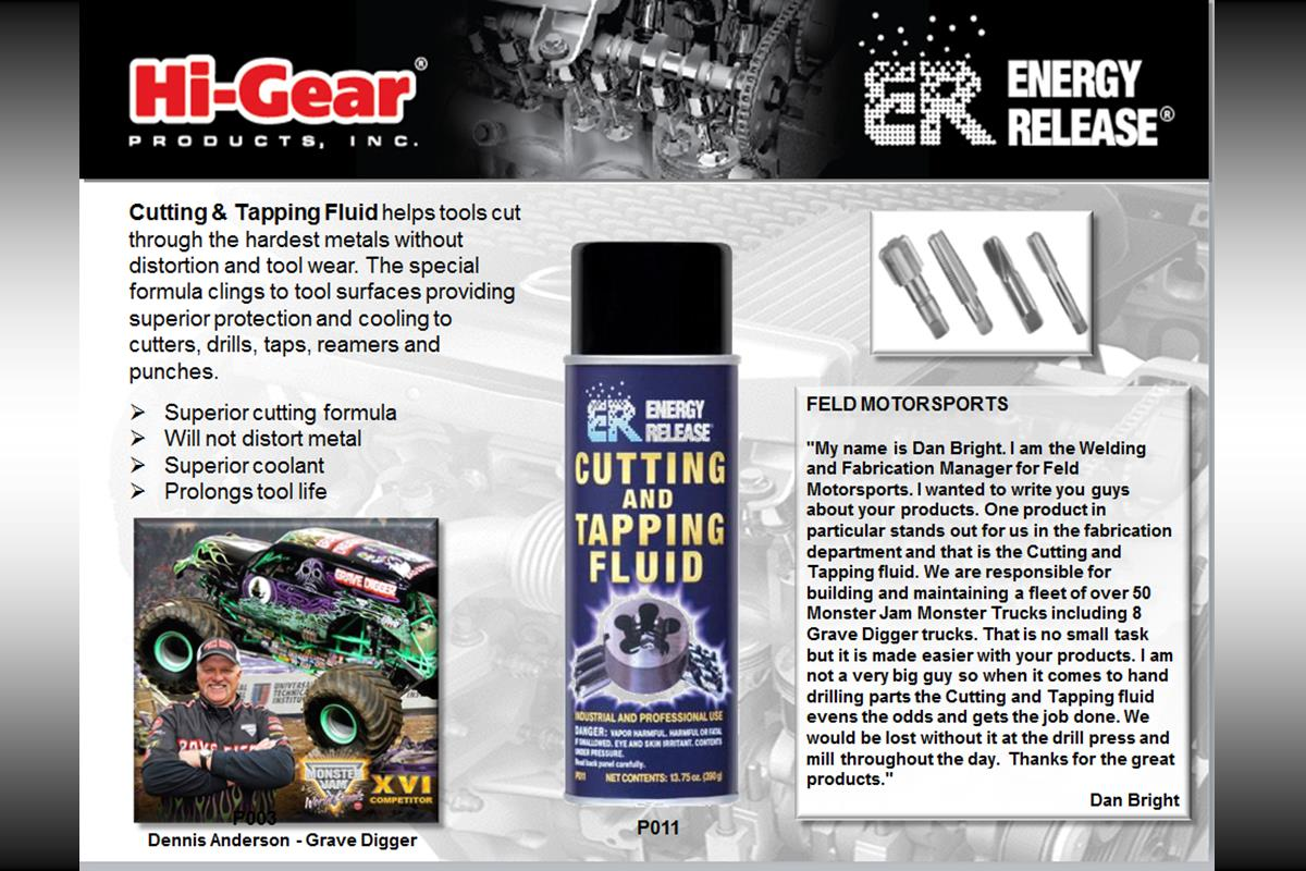 Energy Release Sponsored Feld Motorsports
