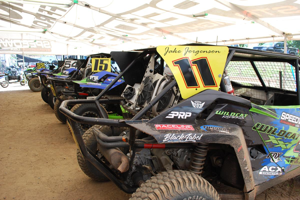 Five Speedwerx Arctic Cat Wildcat XX's