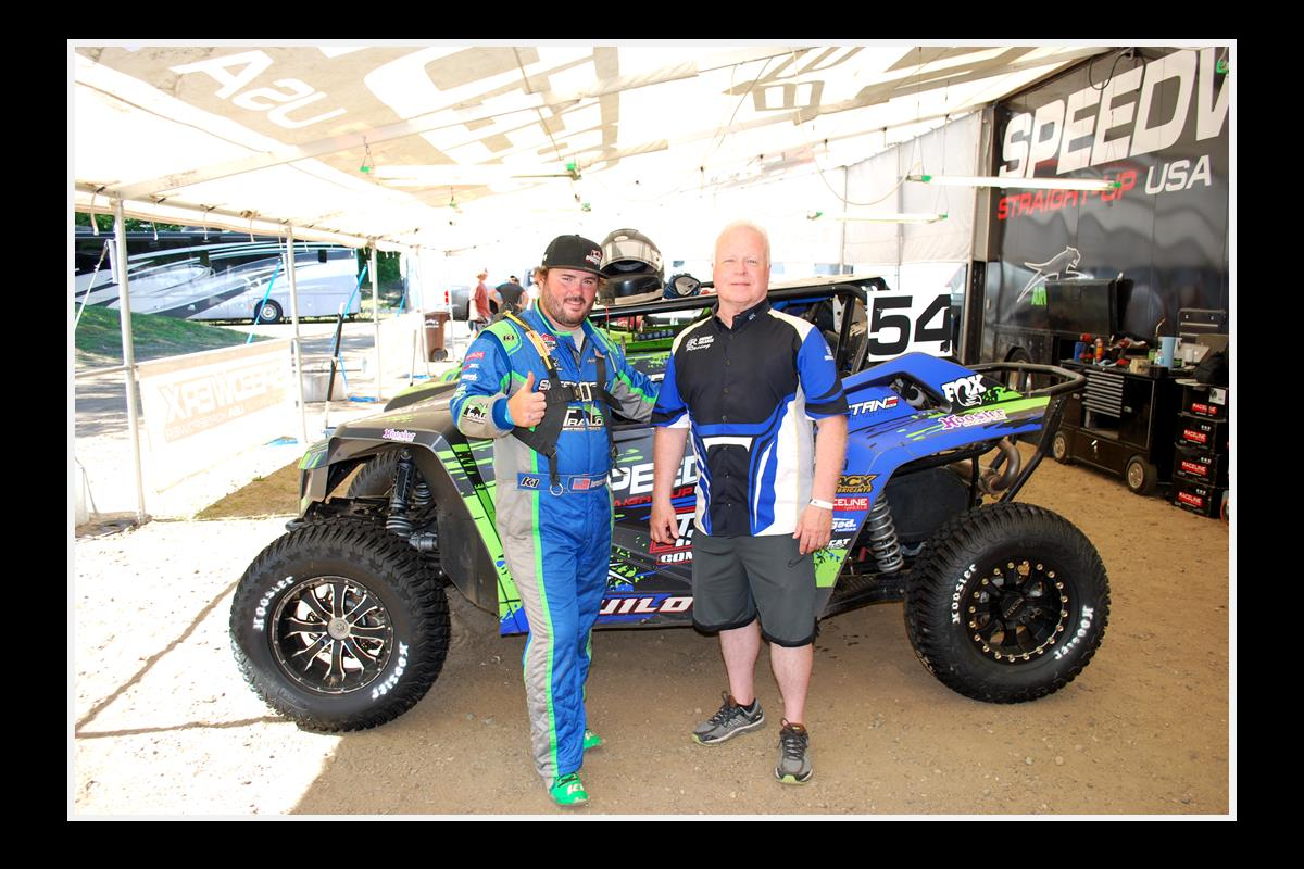 Jeremy Houle #54 with Noel Schanilec. Jeremy and Steve Houle (Speedwerx) have been using Energy Release in their racing applications for over 26 years.