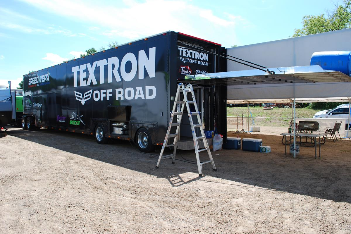 Textron / Speedwerx Trailer