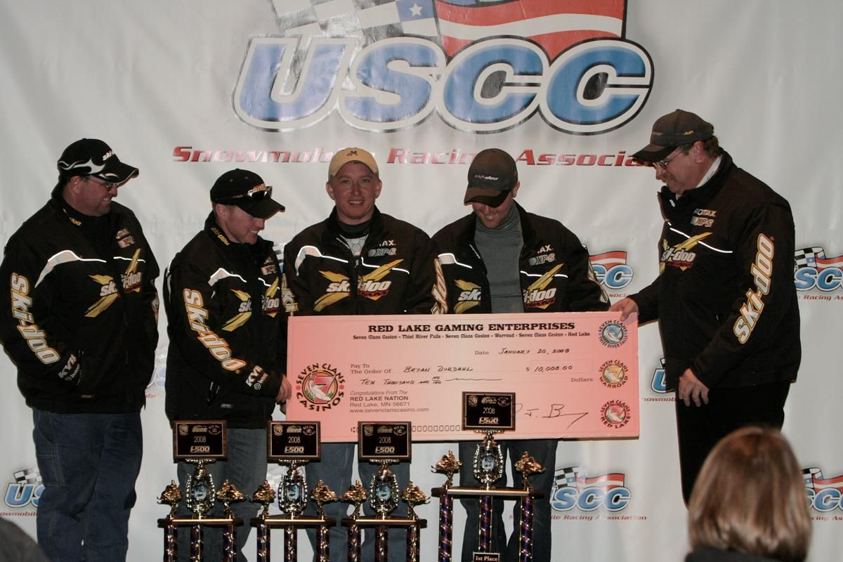 USCC Snowmobile Racing Series | I-500 Awards Banquet