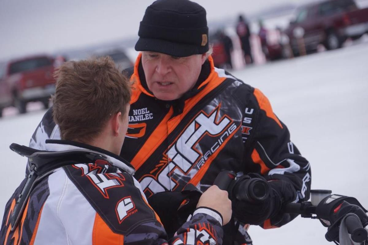 Noel Schanilec | Marketing Manager for USXC Snowmobile Racing Series