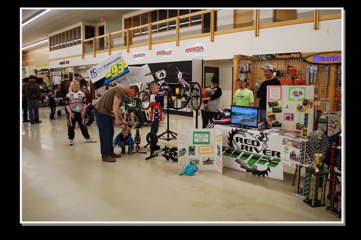 Home of Economy Indoor Racer Showcase 2019 | Red River BMX
