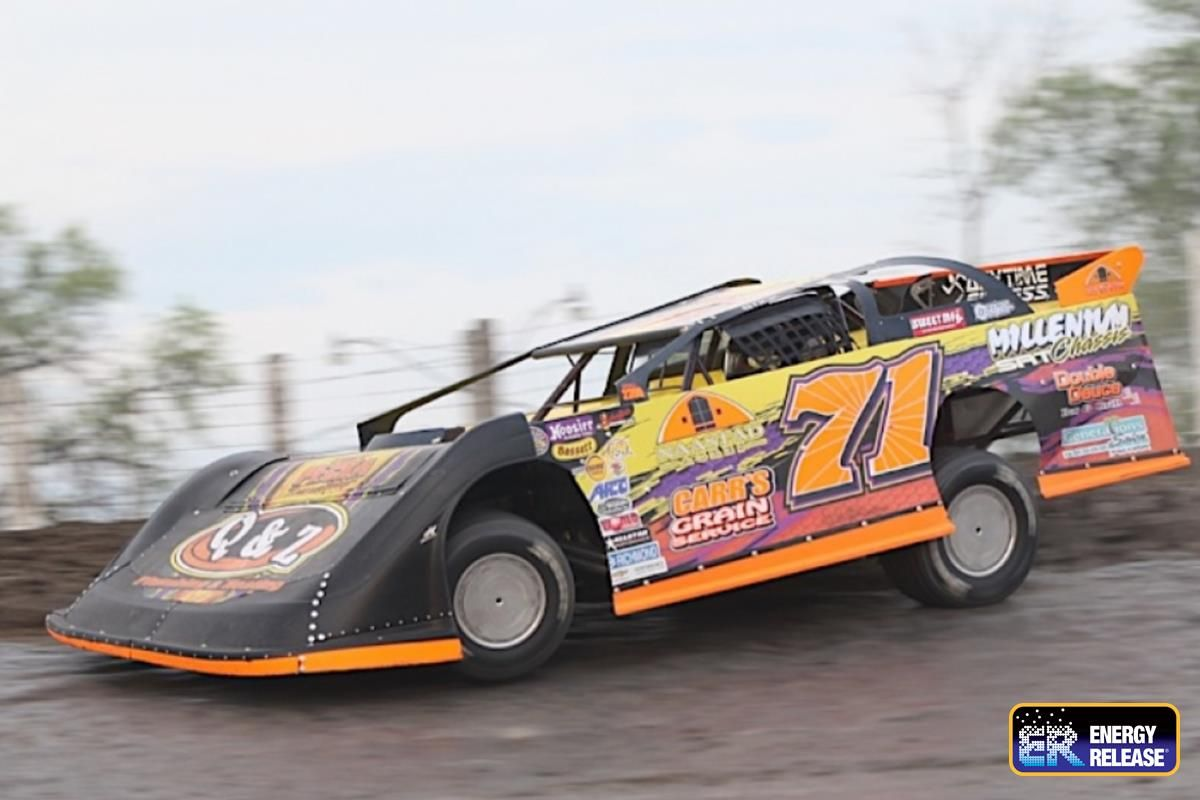 Dustin Strand #71 | Uses Energy Release in engine and rear end